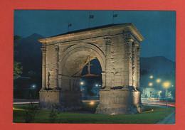 CP EUROPE ITALIE VAL D'AOSTA AOSTA 77 Arc De César Auguste - Aosta
