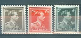 1005-1007 Xx  Côte 280€ - Unused Stamps