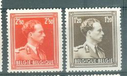 845-846 Xx  Côte 11.25€ - Unclassified