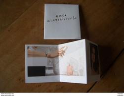 Carte Chanel Coco Mademoiselle 3 Volet 1 Patch - Modern (vanaf 1961)