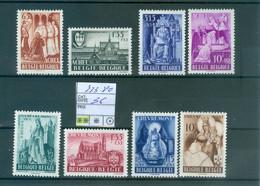 773-780  Xx  Côte 33.00€ - Unused Stamps