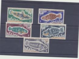 N° 34 A 38  NEUFXX     1 ER CHOIX   5 VALEURS - Unused Stamps