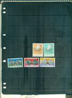 GRENADINES S.VINCENT VISITE ROYALE -SILVER JUBILEE 5 VAL NEUFS A PARTIR DE 0.75 EUROS - St.Vincent & Grenadines