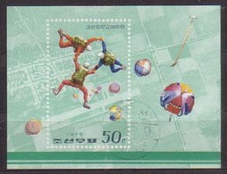 Fallschirmspringen, N.K.  Bl.21 , O (4839) - Fallschirmspringen