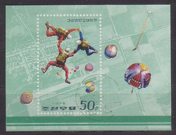 Fallschirmspringen, N.K.  Bl.21 , O (4840) - Fallschirmspringen