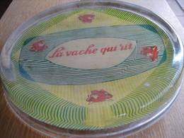 Rare Ramasse Monnaie Publicitaire En Verre LA VACHE QUI RIT - Unclassified