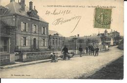 28 - Eure Et Loir - Saint Martin De Nigelles - Les Ecoles - Unclassified