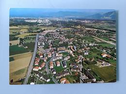 BERNEX - GENÈVE — Vue Aérienne - GE Genève