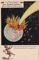 Abschiedsgruss Zum Weltuntergang - Der Komet Kommt - Mach Deine Rg Mit Dem Himmel          (201018) - Autres