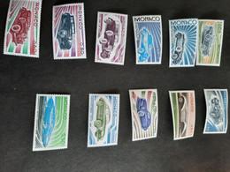 Timbres Monaco Neufxxx - Collections (en Albums)