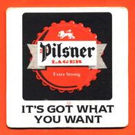 Sous Bock Coaster Bière Plisner Lager - Bierdeckel