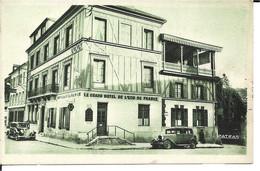95 - Val D'Oise L'Isle Adam - Hotel De L'Ecu De France - Unclassified