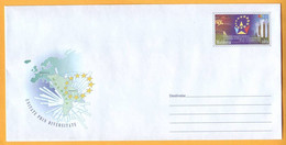 2003  Moldova Moldavie Moldau Moldova's Chairmanship Of The Council Of Ministers. The European Union. - Idées Européennes
