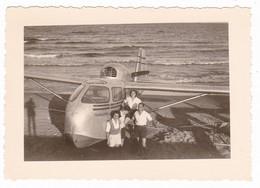 """IDROVOLANTE """" REPUBLIC SEABEE RC-3 """" - SEAPLANE - FOTOGRAFIA ORIGINALE - Aviazione"""