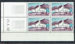 1311 Saint Paul De Vence 15 C. Date : 25-06-1962 Luxe - Nuovi