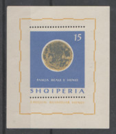 Albania  1964  **  Mnh  Yvert   BLO-6M  Valor 35 € - Albanie