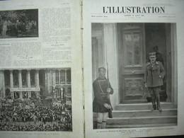 L'ILLUSTRATION 4356 GRECE/ Italie/ GIEN/ METROPOLITAIN/ SAHARA/ RIO DE JANEIRO/ BAYONNE/ - L'Illustration