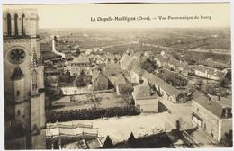 CPA 61 La Chapelle Montligeon - Vue Du Bourg - Sonstige Gemeinden