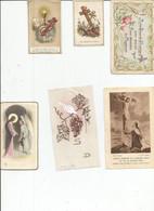 Lot De 6 Images Religieuses - Devotion Images
