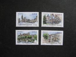TB Série N° 4838 Au N° 4841, Neufs XX. - France