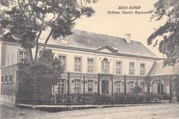 Deux-Acren - Château Cousin Raymond - Très Belle Carte Rare - état Voir Scan. - Lessines