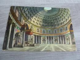 ROMA - INTERIEUR DU PANTHEON - ANNEE 1965 - EDITIONS FOTORAPIDACOLOR - TERNI - - Pantheon