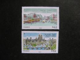 TB Paire N° 4847 Et 4848, Neufs XX. - France