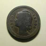 Portuguese Cabo Verde 20 Centavos 1930 - Portugal