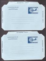 Belgien, Aerogramme, ** (4689) - Stamped Stationery