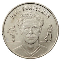 SPORT SOCCER BERT KONTERMAN KNVB ORANJE JETON TOKEN FOOTBALL 2000 - Paises Bajos