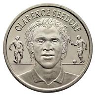 SPORT SOCCER CLARENCE SEEDORF KNVB JETON TOKEN FOOTBALL 1998 - Paises Bajos