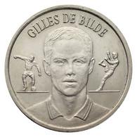 SPORT SOCCER GILLES DE BILDE URBSFA KBVB JETON TOKEN FOOTBALL - Paises Bajos