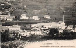 LA BRESSE-88-LES PROYES-USINE - Altri Comuni