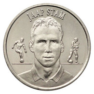 SPORT SOCCER JAAP STAM KNVB JETON TOKEN FOOTBALL 1998 - Paises Bajos