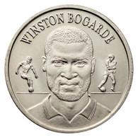 SPORT SOCCER KNVB WINSTON BOGARDE JETON TOKEN FOOTBALL 1998 - Paises Bajos