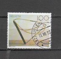 2010  N° 1355 OBLITERE     CATALOGUE ZUMSTEIN - Gebraucht