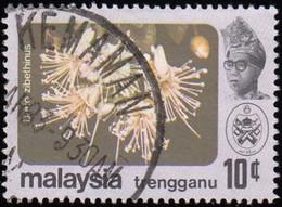 MALAYSIA Trengganu - Scott #106 Durio Ziberthinus / Used Stamp - Malaysia (1964-...)