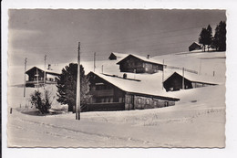 CP SUISSE Col Des Mosses - VD Vaud