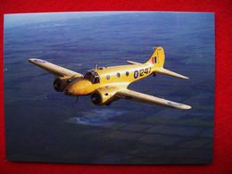 CARTOLINA AEREO AVRO ANSON - 1946-....: Ere Moderne