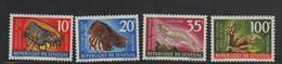 LOT 96 - SENEGAL  N° 305/308 **  CRUSTACES - Cote 5.25 € - Senegal (1960-...)