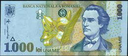 ♛ ROMANIA - 1.000 Lei 1998 UNC P.106 - Roemenië