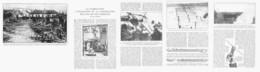 LA FABRICATION DES FILS DE FER BARBELES ( GUERRE 14/18 )  1915 - Militaria