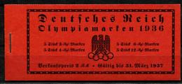 1397) MiNr.: MH 42.1 Postfrisch - Booklets
