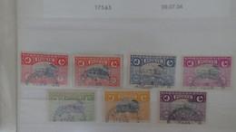 G215 Collection Anciennes Colonies Françaises **, * Et Oblitéré Dont Courriers. A Saisir !!! - Collections (en Albums)