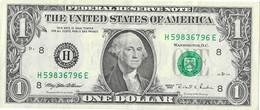 USA=1995   MISSOURI  1  DOLLAR NOTE   Aunc - Biljetten Van De  Federal Reserve (1928-...)