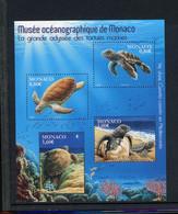 Monaco MiNr. Block 118 Postfrisch MNH Schildkröte (W043 - Ohne Zuordnung