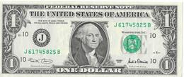 USA=2001   MISSOURI  1  DOLLAR NOTE   Aunc - Biljetten Van De  Federal Reserve (1928-...)