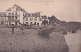LE POULDU      LA CALE. L HOTEL             PRECURSEUR - Le Pouldu