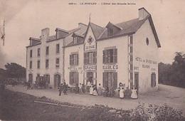 LE POULDU       L HOTEL DES GRANDS SABLES               PRECURSEUR - Le Pouldu
