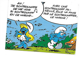 SCHROUMP  Voyagé - Comicfiguren